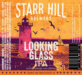 Starr Hill Looking Glass IPA Beer