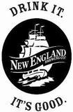 New England Supernaut beer Label Full Size