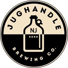 Jughandle Hopshorne Vic Secret beer Label Full Size