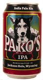 Snake River Pako's IPA beer