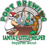 Port Santa's Little Helper Oak Aged beer