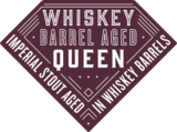 Indeed Whiskey Queen Imperial Stout beer