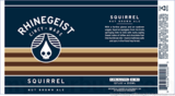 Rhinegeist Squirrel Nut Brown Ale beer
