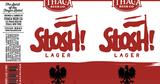 Ithaca Stosh! beer