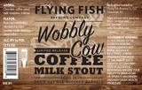 Flying Fish Barrel Series Wobbly Cow beer