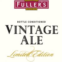 Fuller's Vintage Ale 2012 beer Label Full Size