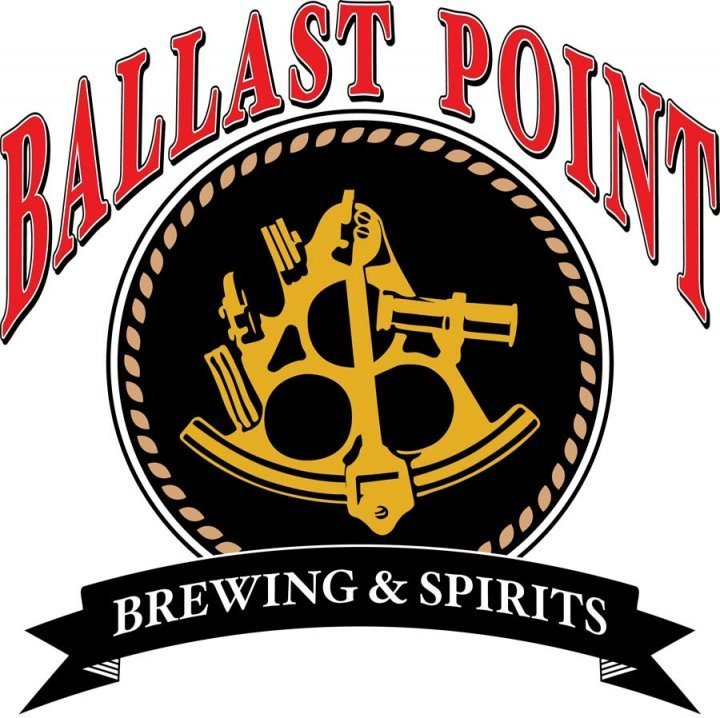 Ballast Point Oaked Aged Sculpin IPA beer Label Full Size