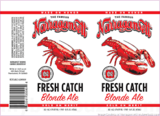 Narragansett Fresh Catch Beer