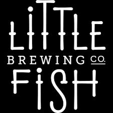 Little Fish Home Slice beer Label Full Size