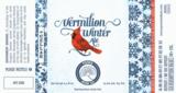 Perennial Vermilion Winter Ale beer