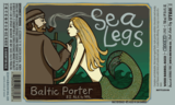 Uinta Crooked Line Sea Legs Baltic Porter Beer