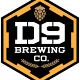 D9 Cryonic Sticky IPA Beer
