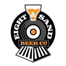 Eight & Sand Flynn's Irish Red beer Label Full Size