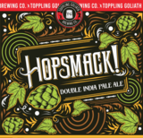 Toppling Goliath Hopsmack! beer