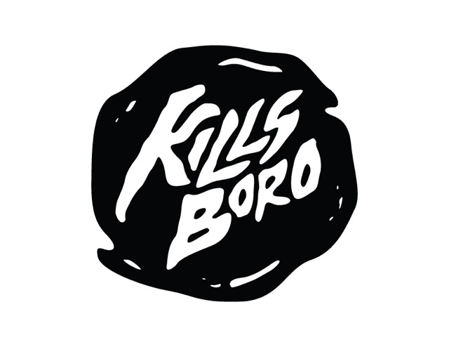 Kills Boro - Gimme Gimme Pineapple Mango beer Label Full Size
