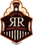 Rusty Rail Side Mint Chocolate Stout Beer