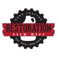 Restoration Stewarts Irish Red beer Label Full Size