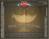 Victory Oak Horizontal beer