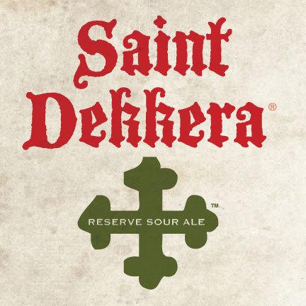 DESTIHL Saint Dekkera Reserve Sour - Vuile Blonde beer Label Full Size