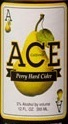 Ace Joker Pear Cider Beer
