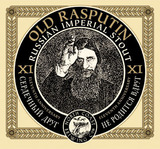 North Coast Old Rasputin Bourbon Barrel Aged Imperial Stout Beer