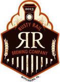 Rusty Rail Apricot White IPA beer