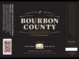 Goose Island Bourbon County Coffee Stout 2012 beer
