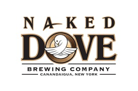 Naked Dove Belma & Louise beer Label Full Size