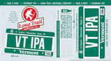 Long Trail Vermont IPA beer