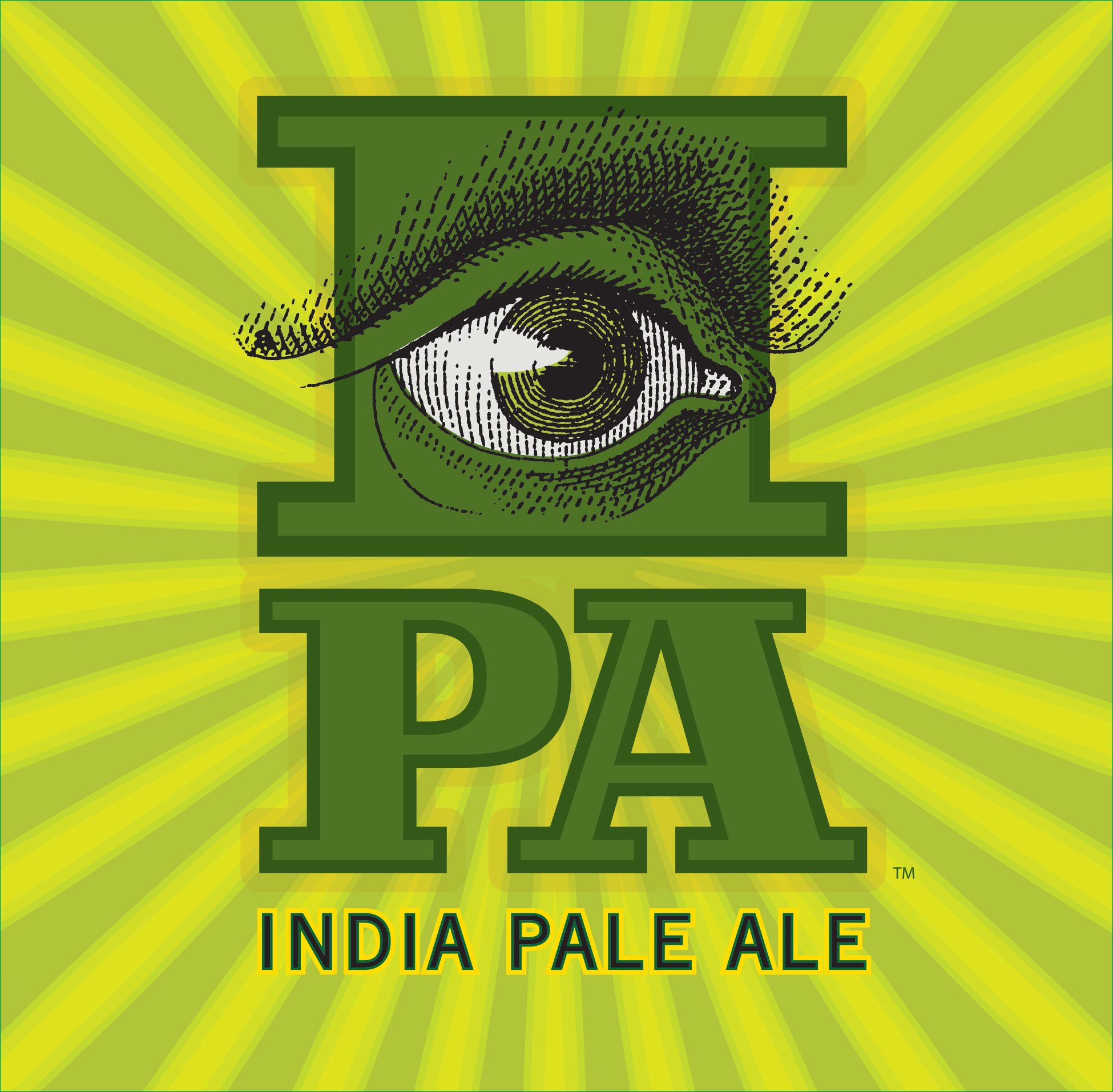 Lakefront IPA beer Label Full Size