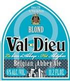 Brasserie de l'Abbaye du Val-Dieu Val-Dieu Blonde beer