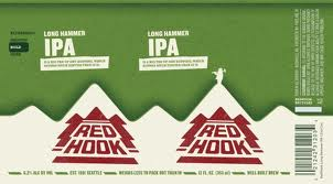 RedHook Long Hammer beer Label Full Size