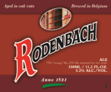 Rodenbach Ale beer