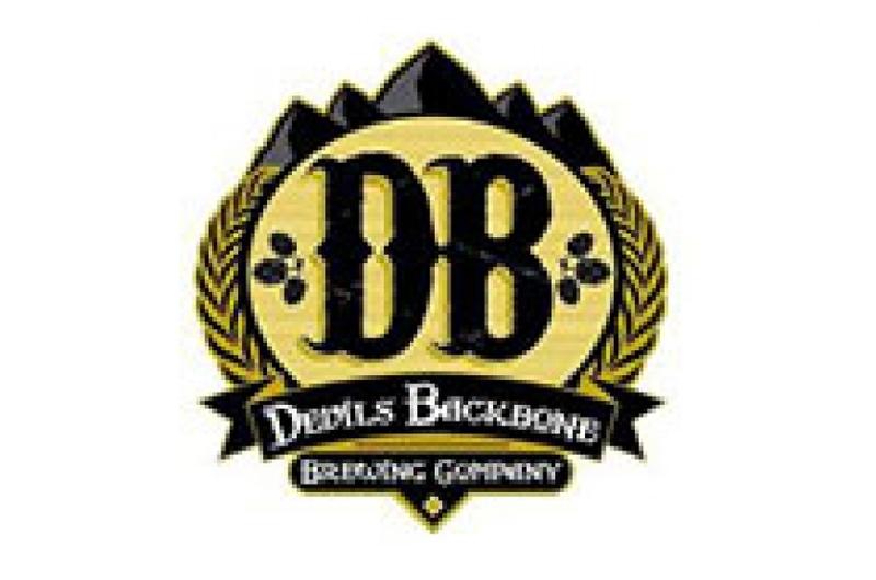 Devils Backbone Earned Run Ale beer Label Full Size
