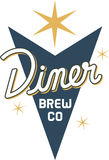 Diner Brew Co. $ Earnin' Bourbon Cider beer