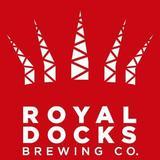 Royal Docks Backyard Crusher beer
