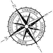 Destination Unknown For Science 1.5 beer Label Full Size