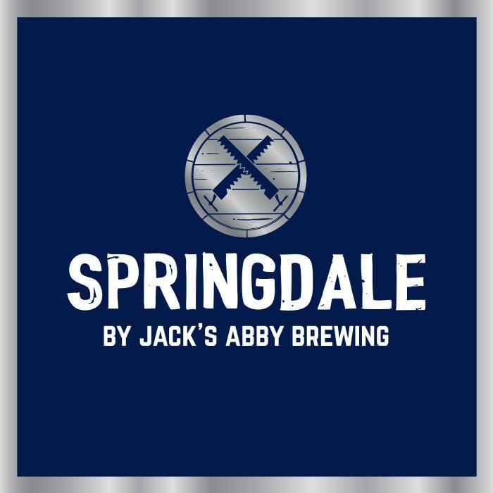 Springdale So Anyway beer Label Full Size