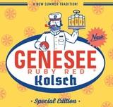 Genesee Ruby Red Kolsch Beer