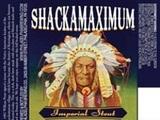 PBC Shackamaximum Imperial Stout beer