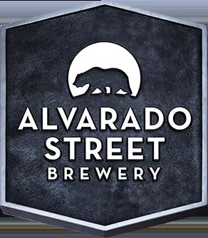 Alvarado Street CY2017: Simcoe & Amarillo beer Label Full Size