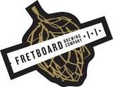 Fretboard Center Field India Session Pilsner beer