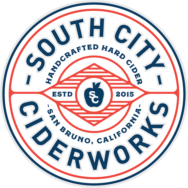 South City Ciderworks Oaked Pomegranate beer Label Full Size