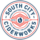 South City Ciderworks Oaked Pomegranate beer