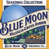 Blue Moon Valencia Grove beer