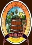 Climax Cream Ale beer