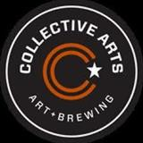 Collective Arts Dark Fruit Gose beer