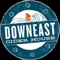 Downeast Double Blend beer Label Full Size