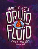 Middle Ages Druid Fluid beer