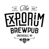 Explorium Brew Pub Toasted Coconut Porter beer